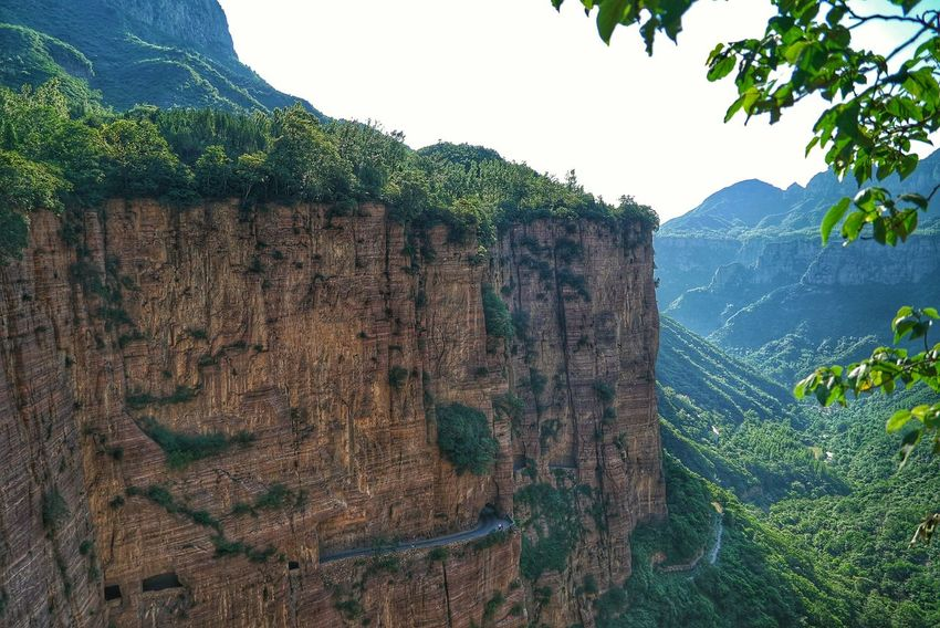 China Photos Nature China Mountains Natural Tunnel Nice Views Landscapes Urban Nature Taking Photos Outdoors On A Hike Walking Around Streamzoofamily From My Point Of View Landscape_Collection Travel Enjoying The Sights Showcase June