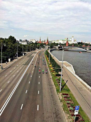 Moskow view!