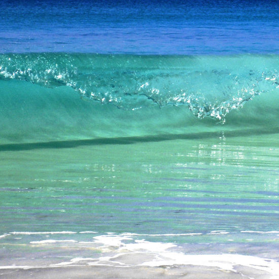Seychelles blue Beach Emerald Holidays Ocean Rippled Seascape Seychelles Shore Surf Tropical Tropical Climate Tropical Paradise Vacations Water Waterfront Wave