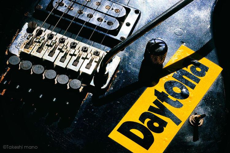 Black Close-up ElectricGuitar Floydrose Guitar High Angle View Light Seymourduncan