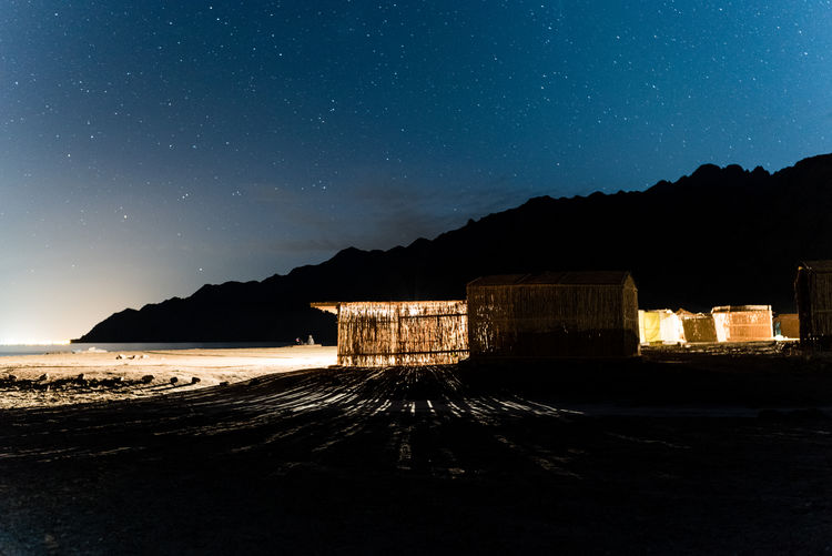A photo series of nightscapes taken in Sinai the last week of 2016 Arts Culture And Entertainment Astronomy Beach Milky Way Mountain Nature Night No People Outdoors Pier Sea Sky Star - Space Water