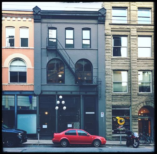 Gastown Architecture Building Exterior Built Structure Window City Vancouver Canada Gastown Historic Architecture_collection