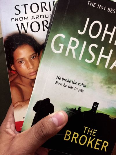 Need time to finish these books Books Reading A Book Johngrisham Thebroker Stories Around The World