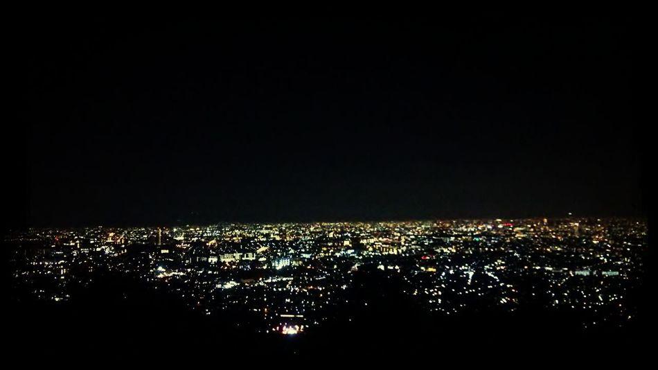 Night View 五月山