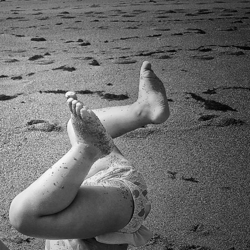 Sand Beach One Person Human Leg Real People Body Part Human Body Part Piernas Niña Blancoynegro Fotobnw Fotobnw_life Allbnw_shots Fotobnw_life Bnw_collection A New Beginning EyeEmNewHere This Is Natural Beauty