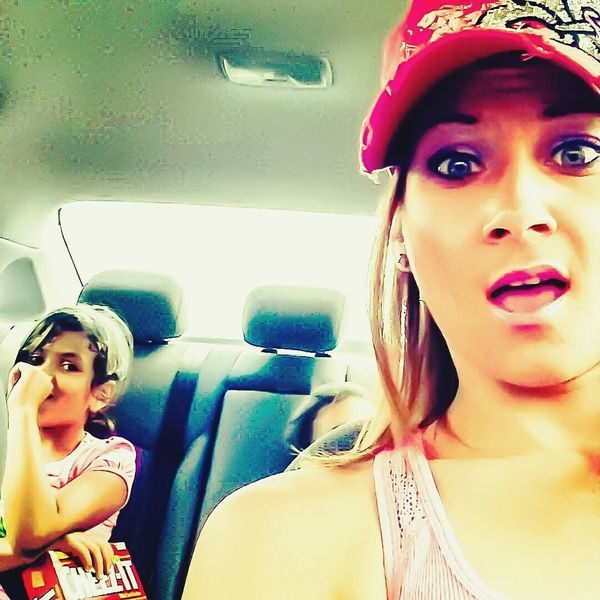 Crazy Kidsdont talk to your Mama ♥ like that! Texas Made love you barb! Killeen