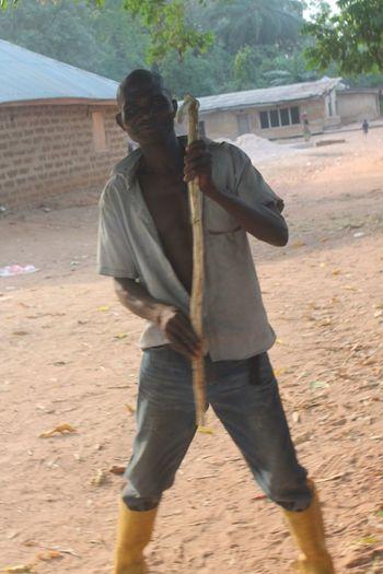 Gwari Hunter | JujuFims Gwari Hunter Nigeria Ushafa