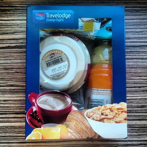 Breakfast box.