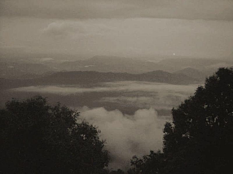 Himalayas, India Clouds Rains