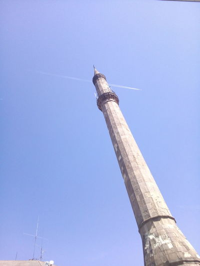 Dzsámi Architecture Built Structure Clear Sky Day No People Travel Travel Destinations