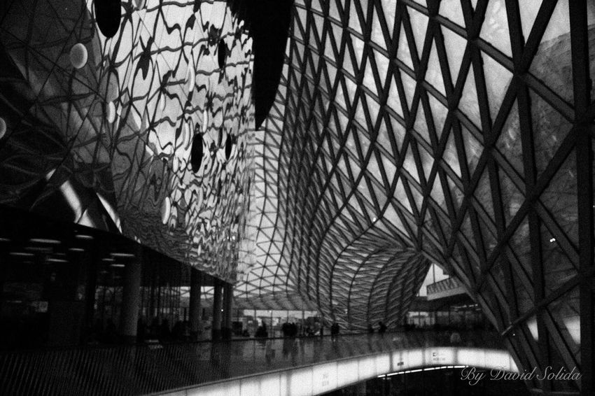 Architecture Indoors  Built Structure City Modern Photography Frankfurt Am Main Canonphotography