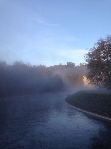 Bavaria Good Morning! Foggy Morning Fog