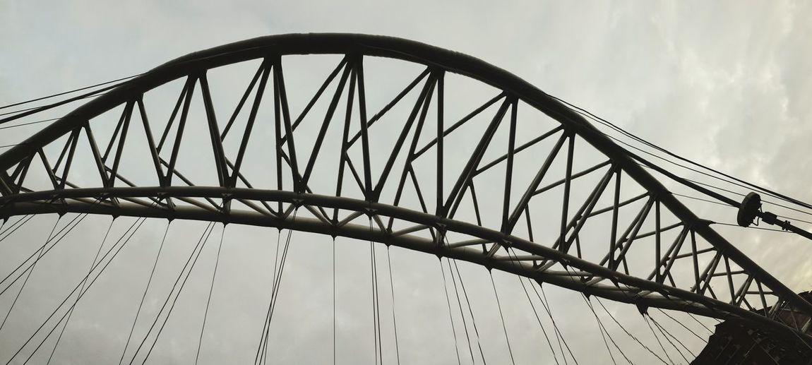 Bridge Sky Rome Italy