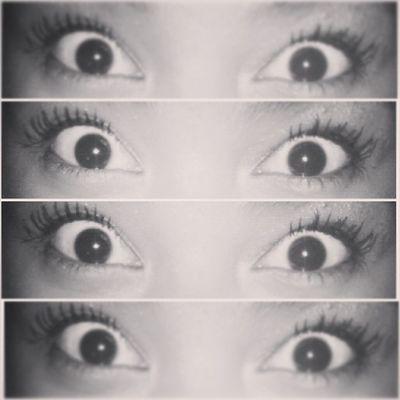 Um olhar medonho nao faz mal a ninguém Vesga Medo Cabulosidade Chesus olharpenetrante kkk