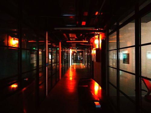 Architecture Architecture Technopark Hall