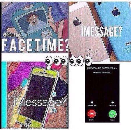 Anyone ?? FaceTime Facetime A Real Nigga 😈😉