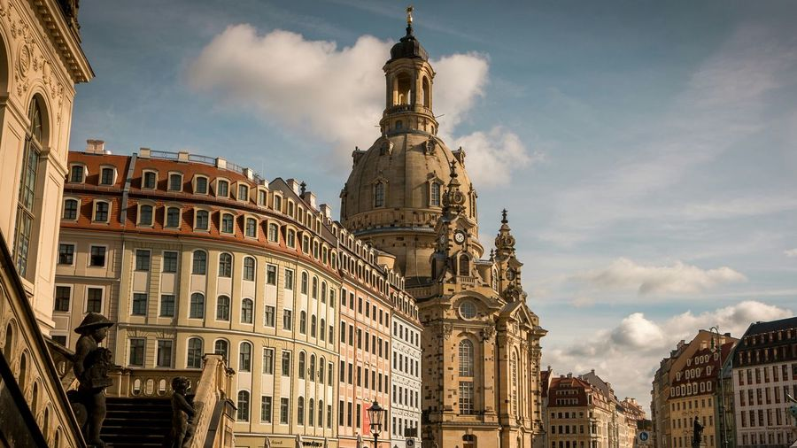 Dresden Frauenkirche Dresden Europe Politics And Government City Government History Palace Architecture Building Exterior Sky Built Structure Brick Cityscape Place Of Interest Adventures In The City