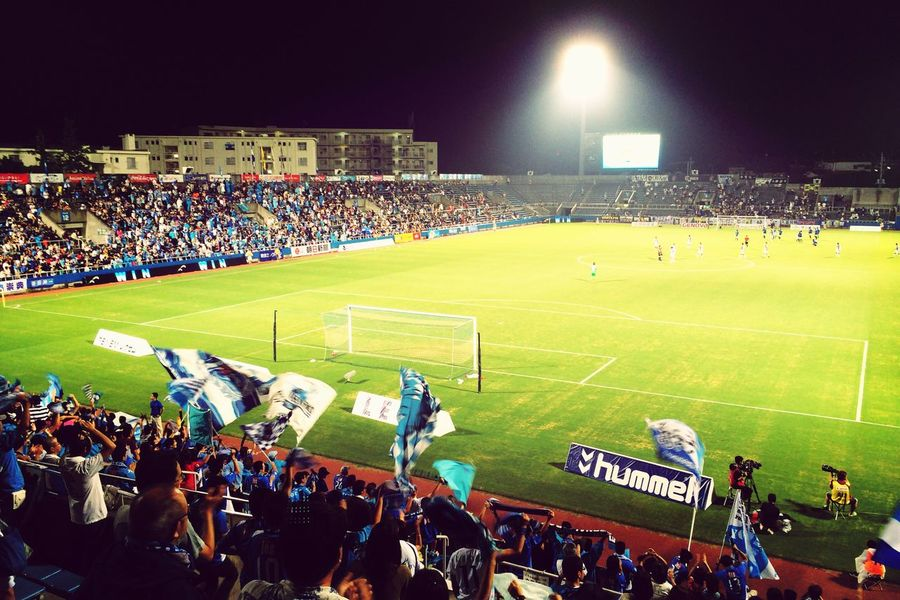 勝利! Yokohama FC Football Soccer