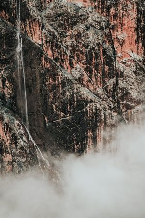 Nature Geology Scenics Beauty In Nature No People Mountain Day Tranquility Australia Wallaman Falls Outdoors Travel Destinations Rock Face Cascade Waterfall TheWeekOnEyeEM Far North Qld Rainforest Cliff Fnq Girringun National Park