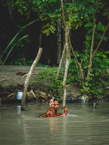 Backwaters Bangladeshi Riverside Bangladesh Bangladesh 🇧🇩 Portrait Portraiture Portrait Photography Tree Water Plant Nature Waterfront River Forest Day Outdoors No People Growth Tree Trunk Beauty In Nature Trunk Land Green Color Art And Craft Flowing Water EyeEmNewHere