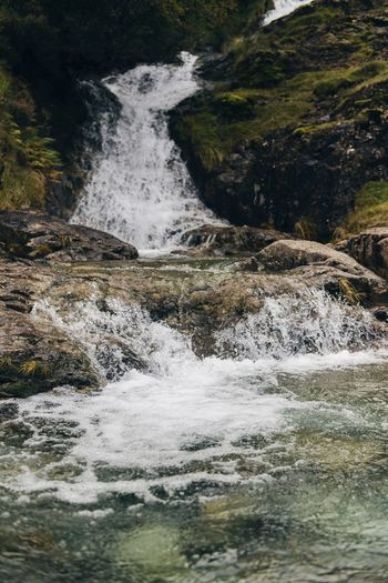 Pictured is a water fall in the Lake District, Cumbria which leads into the picturesque Buttermere water. Autumn Cumbria The Lake District  Beauty In Nature Buttermere Buttermere Fell Buttermere Lake Day Dip Pools High Flow Long Exposure Motion Nature No People Outdoors Scenics The Lake District Uk Water Water Fall Water Rocks Waterfall Waterfalls Wild Swimming
