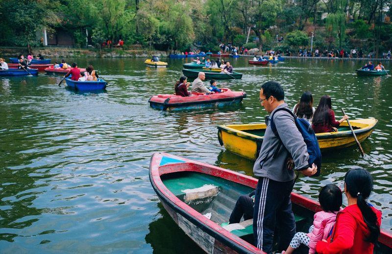 船 Real People Outdoors Chengdu
