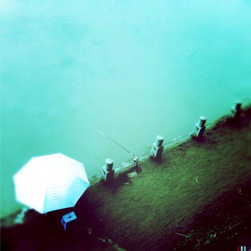 天变无常/沱江河岸/钓者悟空/今天是晴或是雨
