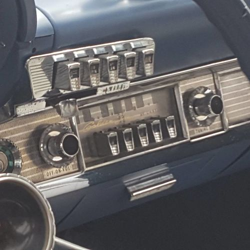 Push button console Music Retro Styled Arts Culture And Entertainment Old-fashioned Technology Speaker Gramophone No People Day City Close-up Cool Mode Of Transport Looking Good Push Button Classic Car