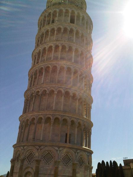 The Leaning Tower Of Pisa Italy EyeEm Italy Travel Eyeem Travel The Purist (no Edit, No Filter) Creative Light And Shadow The Artsy Lens Blackberryphoto Ladyphotographerofthemonth