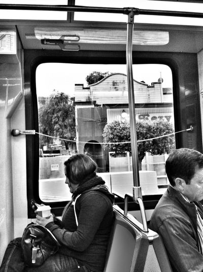 Daily Commute Eye Contact Avoidance Material My Daily Commute