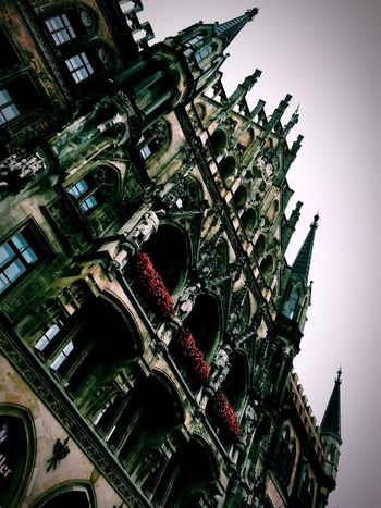 EyeEmNewHere Low-angle Shot Prague Gothic Style Gothic Architecture Built Structure Building Exterior Architecture Low Angle View Tree No People Sky Building Tall - High City EyeEmNewHere EyeEmNewHere