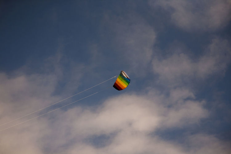 Kite Flying In Sky