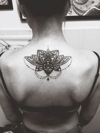 Getting Inked Life Lulz Lotus Flower