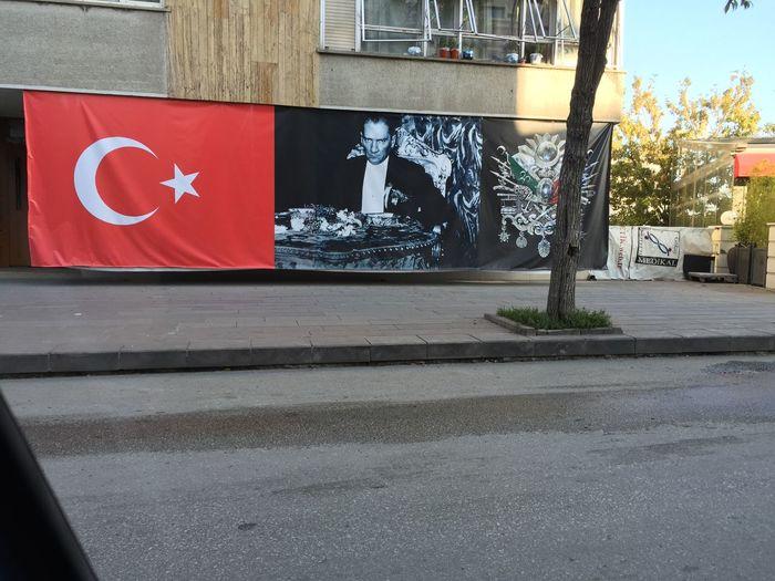 Ay Yıldızlı Al Bayrak.. 🇹🇷 Atatürk 🙏🏻🙏🏻🙏🏻