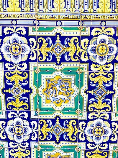 Azulejo antiguo. Azulejos Taking Photos Enjoying Life Dibujo Colors IPhone 6 S Plus Aranjuez Mandalas