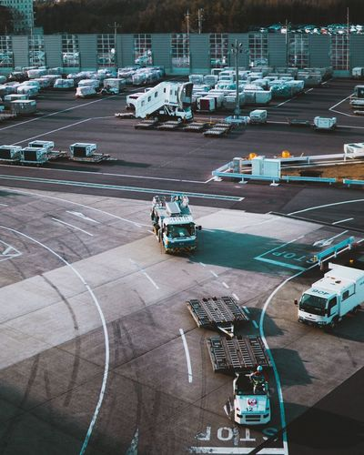 Backbone of every beautifully done airports Japan Airport Narita Airport Japan Narita Airport Photography Airport Runway Airport High Angle View Transportation Car City Day Building Exterior Aerial View Outdoors No People Architecture Cityscape EyeEmNewHere EyeEm Ready