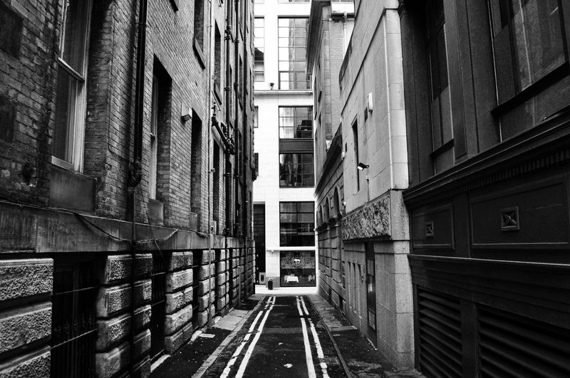 Backstreets. Fine Art Photography Back Street Backstreets & Alleyways Architecture Lines And Angles Old Buildings Modern Architecture Old Architecture Urban Landscape Street Photography Sidewalks Manchester EyeEm City Streets  EyeEmBestPics Black And White Urban Geometry Getty X EyeEm Alleyway EyeEm Gallery Black And White Street Photography Eye4photography  Popular Photo Cities Of Europe Urban Photography