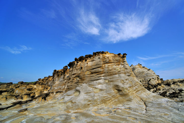 Background Bay Beauty In Nature Coastal Day Fossil Geology Hard Landscape Looking Ahead Nature No People Outdoors Over Rock Rock - Object Seaside Sky Summer Travel Travel Destinations Vision