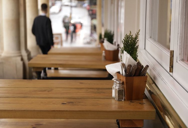 Architecture Indoors  Table Focus On Foreground Day Food Close-up No People Cutlery outdoor Outside Dining wooden Selective Focus selective blur