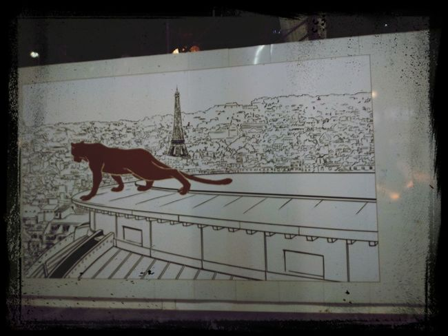 Cartier under construction Shopping