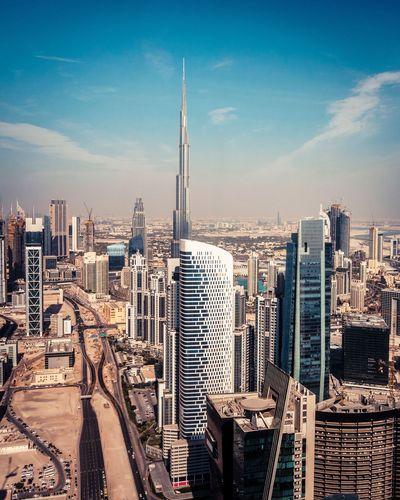 My City. Dubai