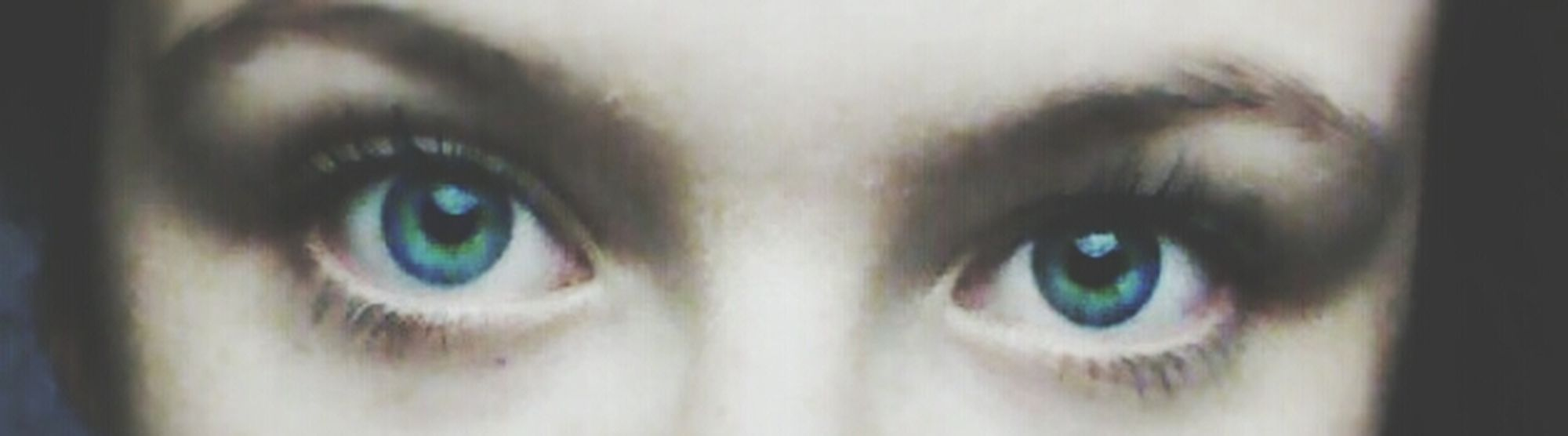 Blue Eyes Itsme Eyebrows Green Eyes