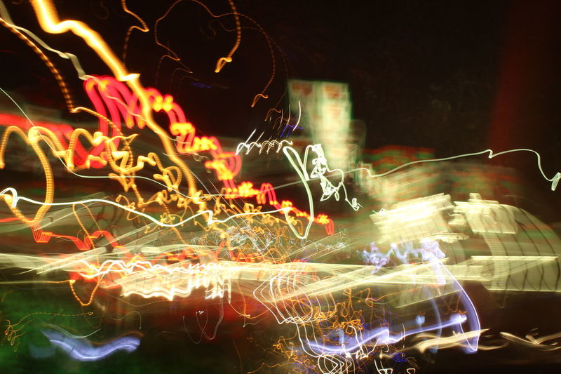 Burning Electric Light Illuminated Let It Shine Lit Luminosity Night No People
