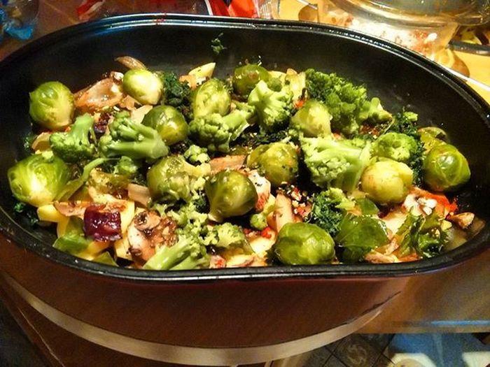 Из рубрики:Готовка Импровизированное блюдо из овощей на обед. Полезно и вкусно. 🍔🍗🍲 обед овощи импровизация блюдо Вкусняшка полезно готовка