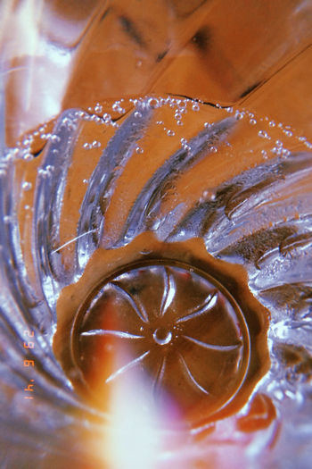 Water Food And Drink Food Freshness Close-up No People Indoors  High Angle View Healthy Eating Still Life SLICE Wellbeing Selective Focus Fruit Drink Cross Section Pattern Sweet Food Cold Temperature Orange Color