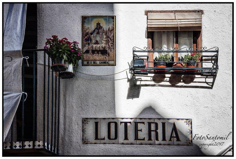 Lottery Loteria Urban Architecture Balcony Outdoors Exterior EyeEmNewHere