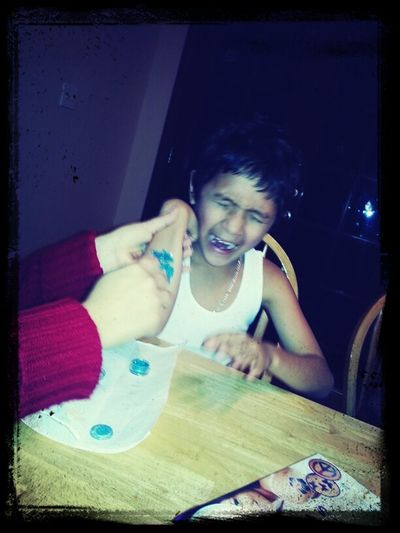 Lmfao My Brother Getting Tatted (x Lol