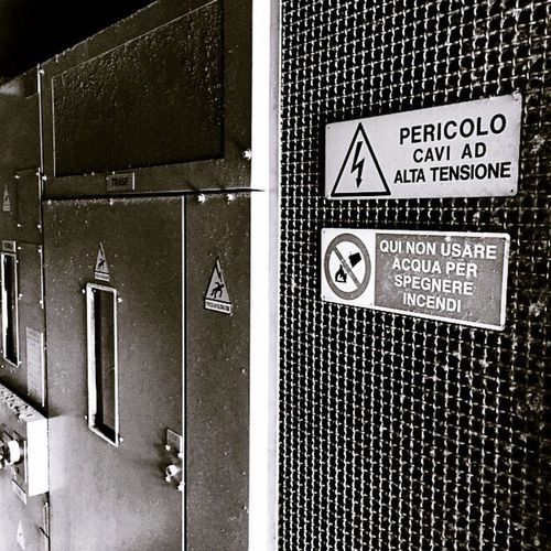 I Love my Job I Love My Job! Electricity  Electrician  DA Impianti Elettrici Cabina MT Lucca