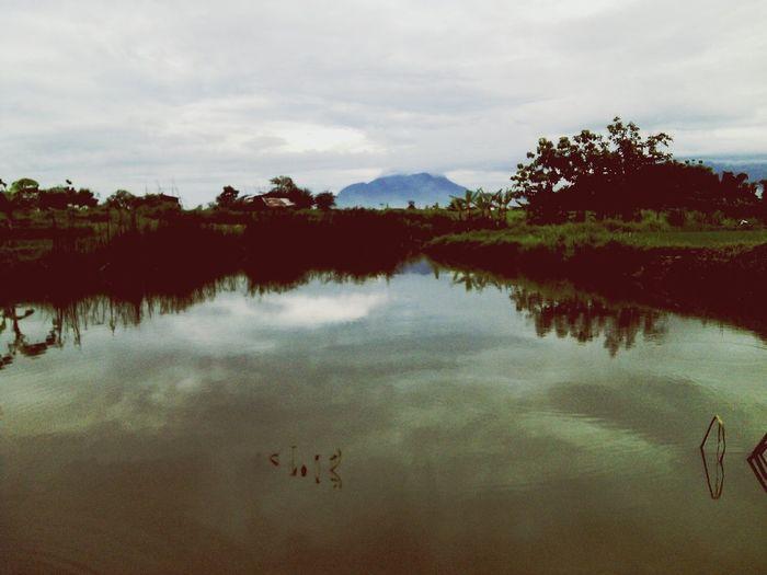 Sungai Kesejukkan Landscape #Nature #photography Water