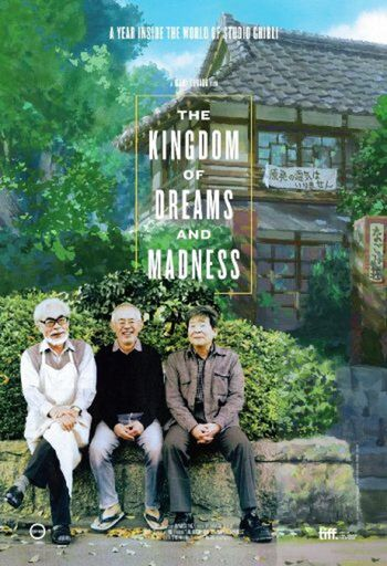 hayao miyazaki ısao takahata the kingdom of dreams and madness